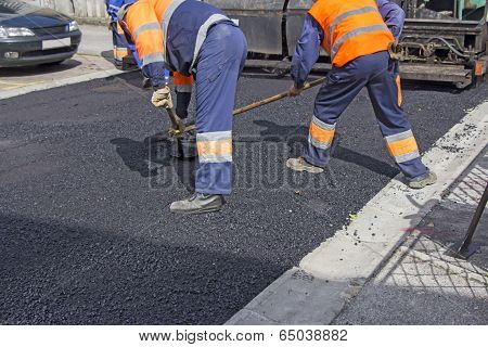 Repair Of Roads