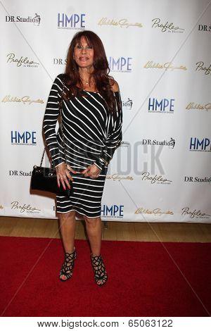 LOS ANGELES - MAY 14:  Barbara Luna at the