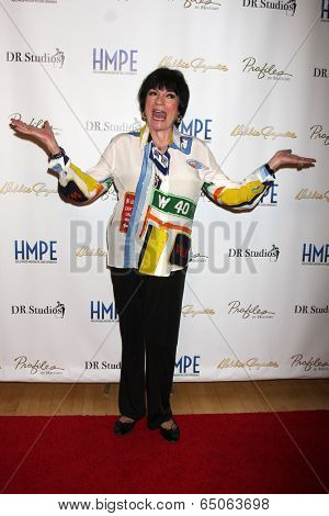 LOS ANGELES - MAY 14:  Jo Anne Worley at the