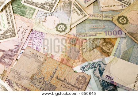 different money