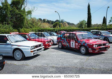 Lancia Delta Cars