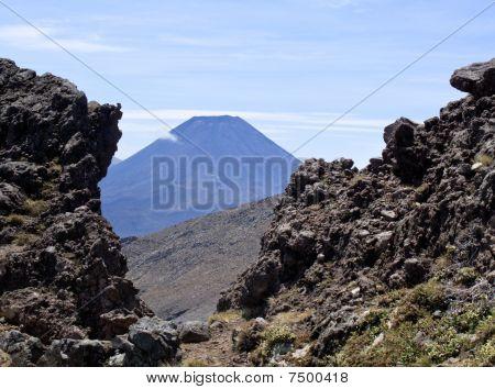 Mount Doom In New Zealand