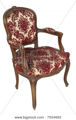 Italian Vintage Armchair