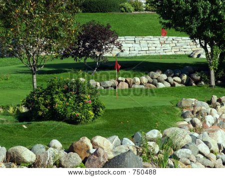 Small Golf Course 2