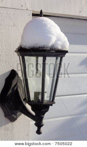 Beautiful Exterior Lamp