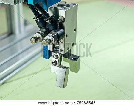 Pneumatic Robot Input.