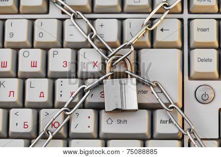 Lock And Keyboard