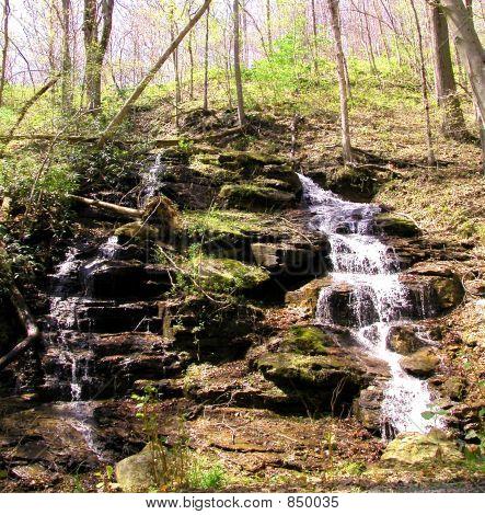 NC Dual Falls