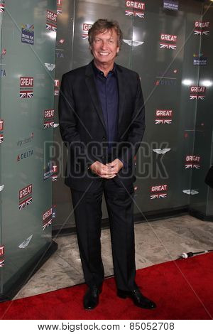 LOS ANGELES - FEB 20:  Nigel Lythgoe at the GREAT British Film Reception Honoring The British Nominees Of The 87th Annual Academy Awards at a London Hotel on February 20, 2015 in West Hollywood, CA
