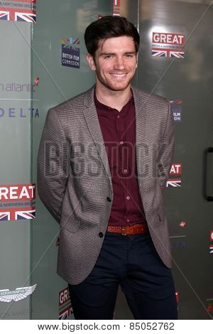 LOS ANGELES - FEB 20:  David Witts at the GREAT British Film Reception Honoring The British Nominees Of The 87th Annual Academy Awards at a London Hotel on February 20, 2015 in West Hollywood, CA
