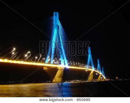 Rio Antrio Bridge