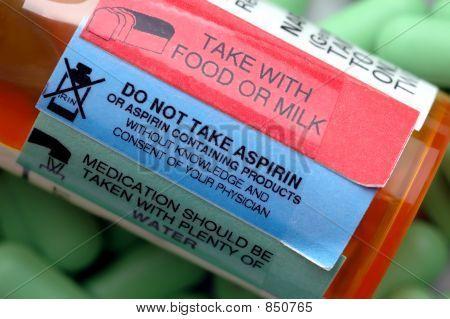 Prescription Label