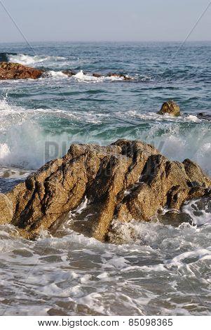 Stone In The Sea