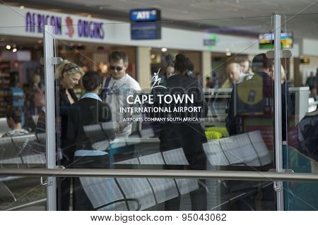Cape Town Airport, South Africa