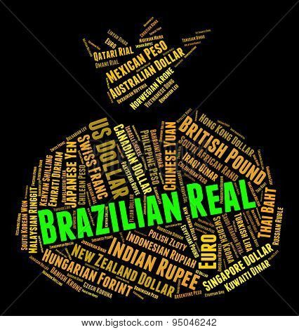 Brazilian Real Indicates Forex Trading And Broker
