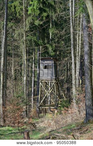 Hunting Stand, Germany