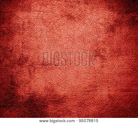 Grunge background of bittersweet leather texture