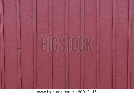 Red Barn Slat Siding Wide View Background