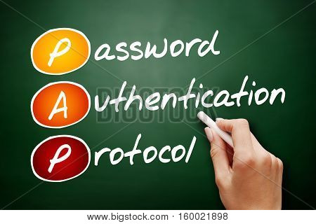Password Authentication Protocol, Acronym