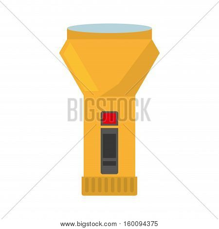 lantern light security protective work vector illustration eps 10