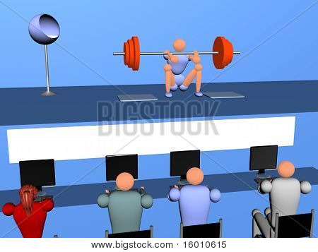 weight lifting new