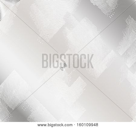 Abstract Silver Vector Background. Combined silver background
