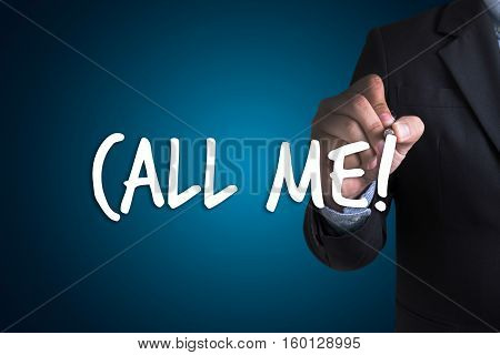 Call Me Contact Us Customer Service Support Question Please Call Me