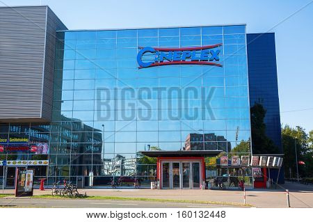 Cineplex Cinema In Muenster, Westphalia, Germany
