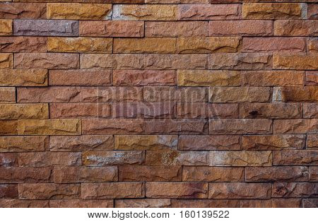 background wall texture from brick and cement grunge color