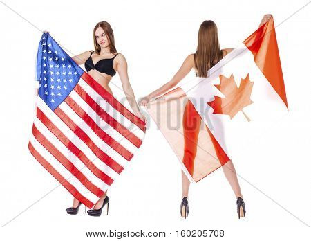 Canada and the United States - the eternal allies