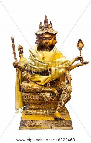 Brahma Statue