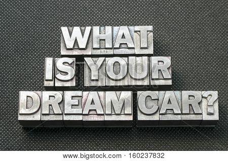 Your Dream Car Bm