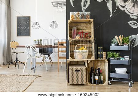 Home With Dining Area