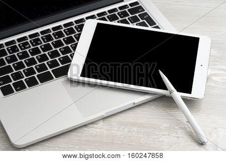 Laptop And Tablet Computer