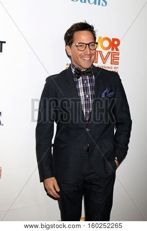 LOS ANGELES - DEC 4:  Dan Bucatinsky at the TrevorLIVE Los Angeles 2016 at Beverly Hilton Hotel on December 4, 2016 in Beverly Hills, CA
