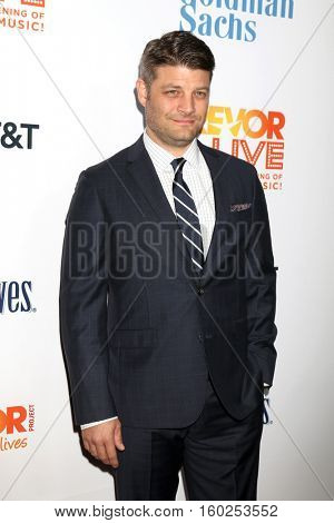 LOS ANGELES - DEC 4:  Jay R. Ferguson at the TrevorLIVE Los Angeles 2016 at Beverly Hilton Hotel on December 4, 2016 in Beverly Hills, CA