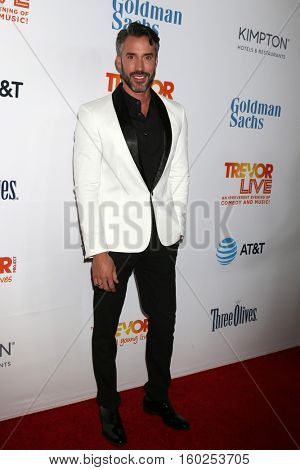LOS ANGELES - DEC 4:  Robert Sepulveda Jr at the TrevorLIVE Los Angeles 2016 at Beverly Hilton Hotel on December 4, 2016 in Beverly Hills, CA
