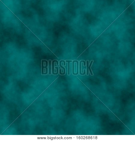 Indigo green speckled empty surface background texture