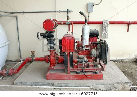 Dusty Heavy-duty Water Pump