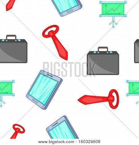 Firm pattern. Cartoon illustration of firm vector pattern for web