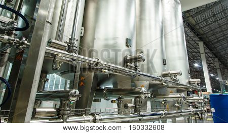 food packing stainless and sorting industry equipment.