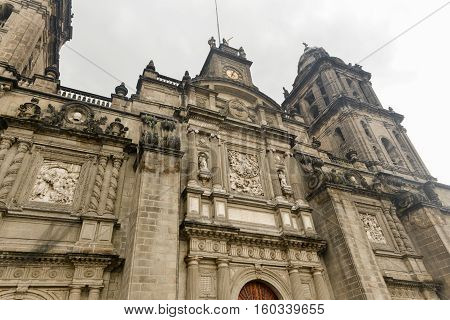 Cathedral Metropolitana, Mexico City
