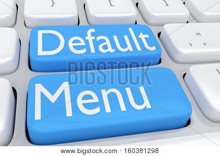 Default Menu Concept