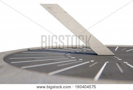 Modern Sundial