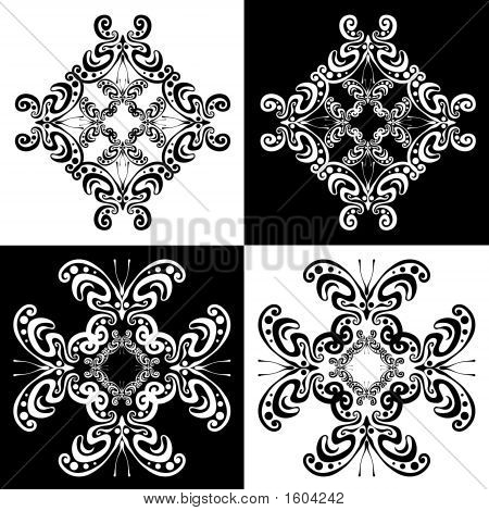 Fancy Ornamental Art 24