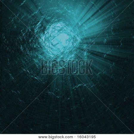 Unterwasser Abbildung