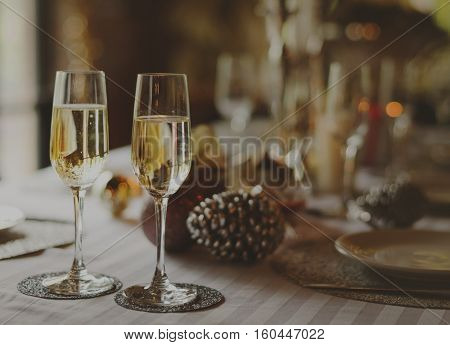 Restaurant Chilling Out Classy Lifestyle Concept