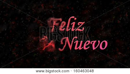 Happy New Year Text In Spanish