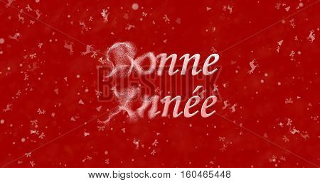 Happy New Year Text In French