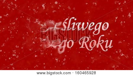Happy New Year Text In Polish